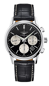 Швейцарские часы Longines Column-Wheel Chronograph L2.749.4.92.0