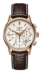 Швейцарские часы Longines Column-Wheel Chronograph L2.749.8.72.2