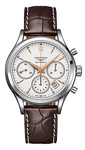 Швейцарские часы Longines Column-Wheel Chronograph L2.750.4.76.2