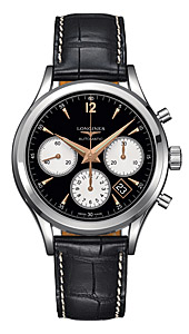 Швейцарские часы Longines Column-Wheel Chronograph L2.750.4.96.0