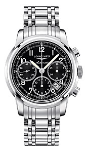 Швейцарские часы Longines Saint-Imier Collection L2.752.4.53.6
