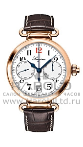 Швейцарские часы Longines Column-Wheel Chronograph L2.774.8.23.3