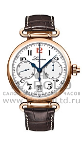 Швейцарские часы Longines Column-Wheel Chronograph L2.774.8.23.5