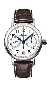 Швейцарские часы Longines Column-Wheel Chronograph L2.775.4.23.5