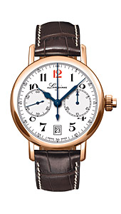 Швейцарские часы Longines Column-Wheel Chronograph L2.775.8.23.3