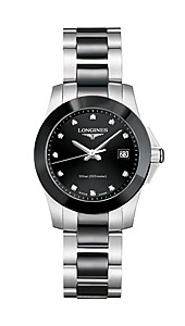 """асы Longines Conquest L3.257.4.57.7"