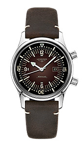 Часы Longines Legend Diver L3.374.4.60.0