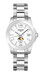 """асы Longines Conquest L3.381.4.16.6"