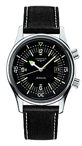 Часы Longines Legend Diver L3.674.4.50.2