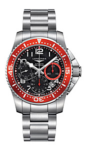 Часы Longines Hydro Conquest L3.696.4.59.6