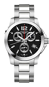 """асы Longines Conquest L3.702.4.56.6"