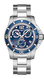 Часы Longines Hydro Conquest L3.743.4.96.6
