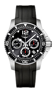 Часы Longines Hydro Conquest L3.744.4.56.2