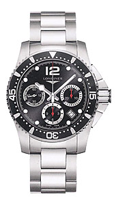 Часы Longines Hydro Conquest L3.744.4.56.6