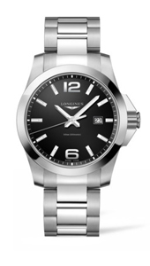 """асы Longines Conquest L3.760.4.56.6"
