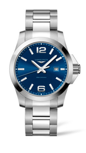 """асы Longines Conquest L3.760.4.96.6"