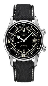Часы Longines Legend Diver L3.774.4.50.2