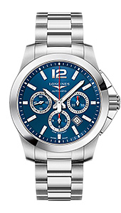"""асы Longines Conquest L3.801.4.96.6"