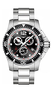 Часы Longines Hydro Conquest L3.843.4.56.6