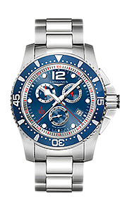 Часы Longines Hydro Conquest L3.843.4.96.6