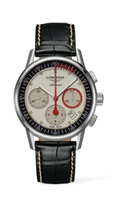 Швейцарские часы Longines Column-Wheel Chronograph L4.754.4.72.3