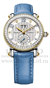 Швейцарские часы Maurice Lacroix Masterpiece MP6016-DY501-170