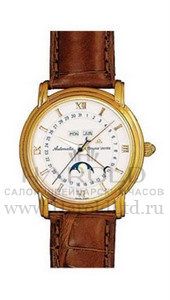 Швейцарские часы Maurice Lacroix Masterpiece MP6427-YG101-19E