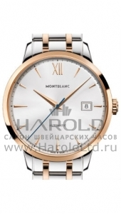 Швейцарские часы Montblanc Heritage Spirit Collection 5224