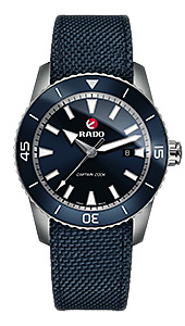 """асы Rado Captain Cook 763.0501.3.220"
