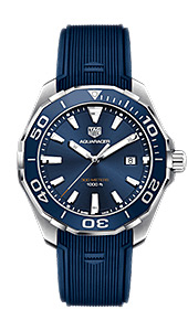 Часы TAG Heuer Aquaracer WAY101C.FT6153