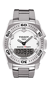 Швейцарские часы Tissot T002.T-Tactile.Racing-Touch T002.520.11.031.00