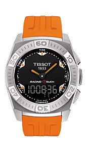 Швейцарские часы Tissot T002.T-Tactile.Racing-Touch T002.520.17.051.01