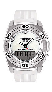 Швейцарские часы Tissot T002.T-Tactile.Racing-Touch T002.520.17.111.00