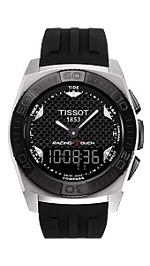 Швейцарские часы Tissot T002.T-Tactile.Racing-Touch T002.520.17.201.00