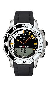 Часы Tissot T026.T-Tactile.Sea-Touch T026.420.17.281.00