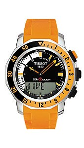 Часы Tissot T026.T-Tactile.Sea-Touch T026.420.17.281.02
