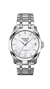 Часы Tissot T035 T-Classic Couturier T035.207.11.116.00