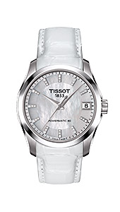 Часы Tissot T035.T-Classic.Couturier T035.207.16.116.00