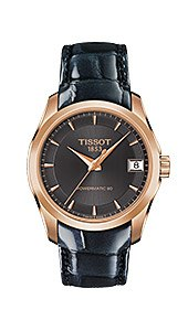 Часы Tissot T035.T-Classic.Couturier T035.207.36.061.00