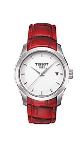 """асы Tissot T035 T-Classic Couturier T035.210.16.011.01"