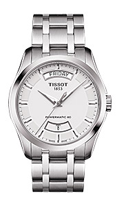 Часы Tissot T035.T-Classic.Couturier T035.407.11.031.01