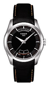 Часы Tissot T035.T-Classic.Couturier T035.407.16.051.01