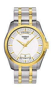 Часы Tissot T035.T-Classic.Couturier T035.407.22.011.00