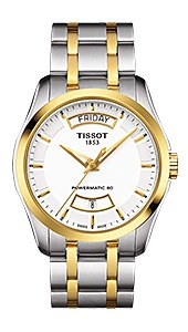 Часы Tissot T035.T-Classic.Couturier T035.407.22.011.01
