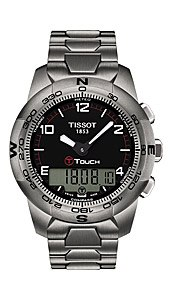 Часы Tissot T047.T-Tactile.T-Touch II T047.420.44.057.00