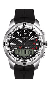 Часы Tissot T047 T-Tactile T-Touch II T047.420.47.207.00