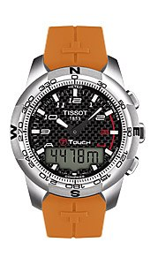 Часы Tissot T047 T-Tactile T-Touch II T047.420.47.207.01