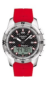Часы Tissot T047 T-Tactile T-Touch II T047.420.47.207.02