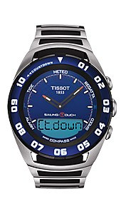 Часы Tissot T056.T-Tactile.Sailing-Touch T056.420.21.041.00
