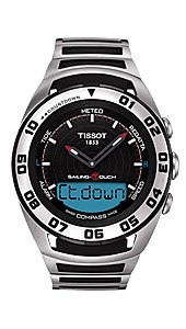 Часы Tissot T056.T-Tactile.Sailing-Touch T056.420.21.051.00